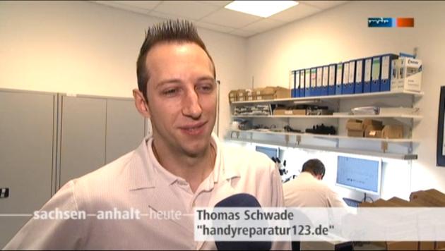 handyreparatur123.de im Fernsehen