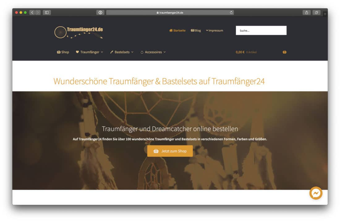 Relaunch Traumfänger24