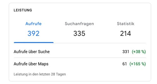 Local SEO Optimierung Gera